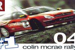 Colin McRae Rally 04: Análisis